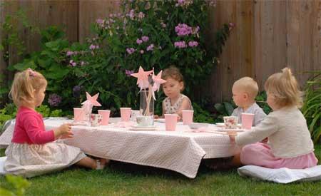 Какой чай можно пить детям