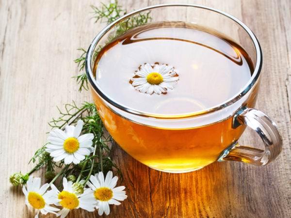 Полезные свойства чай с ромашкой